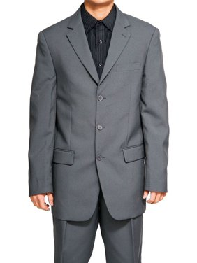 Men's 3 Button Single Breasted Dress Suits , 14 Colors