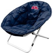 Logo Chair NCAA Ole Miss Sphere Chair