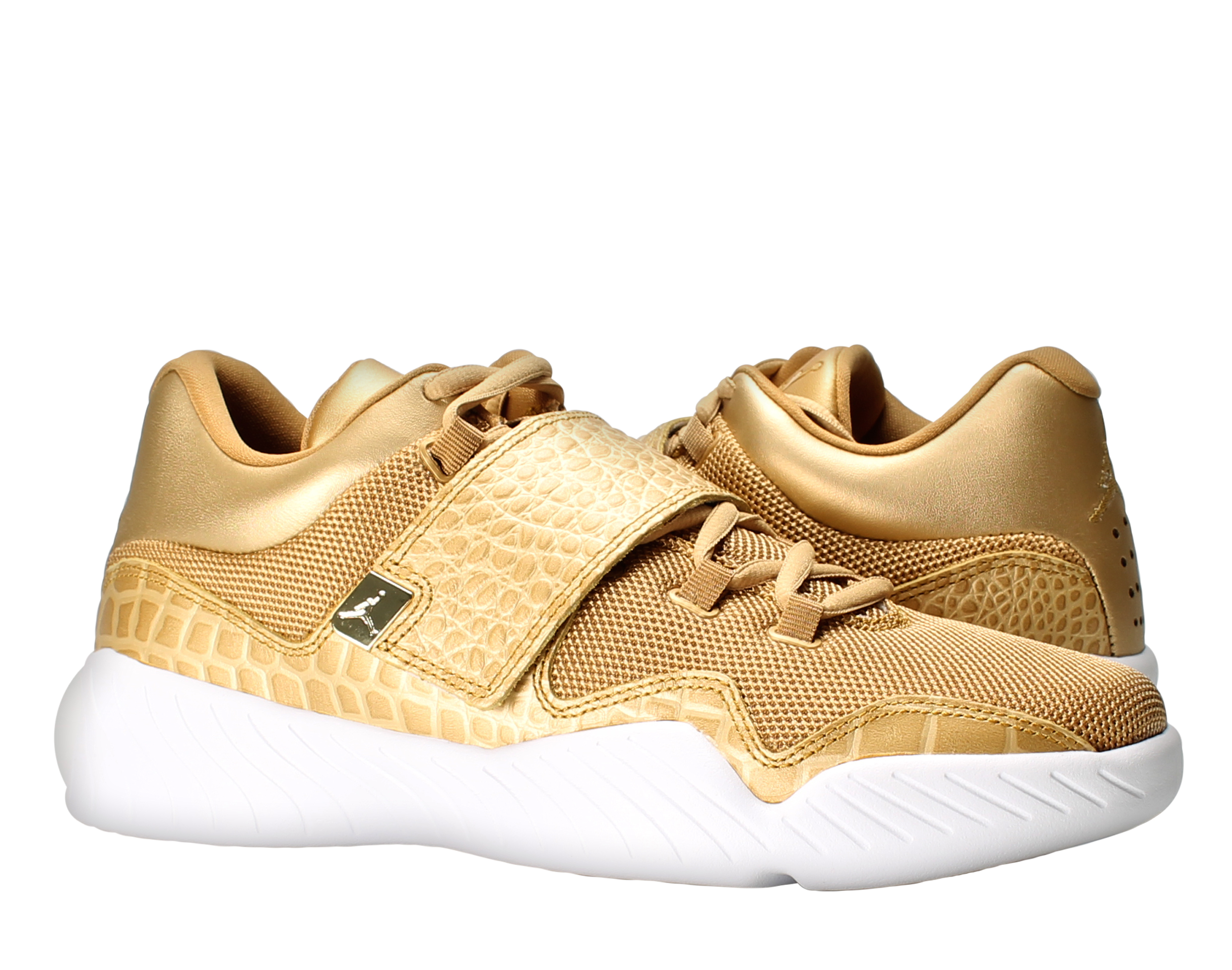 Nike Air Jordan J23 Metallic Gold Men's Cross Training Shoes 854557-700 Size 8.5 - Walmart.com