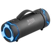BOSS AUDIO TUBE Black Weatherproof IPX5 Portable Bluetooth Marine Speaker System
