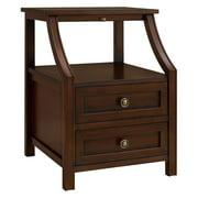 Gallerie Decor Gramercy 2 Drawer Cabinet