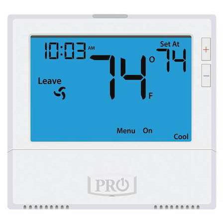 PRO1 IAQ Low Voltage Thermostat,LCD,24VAC
