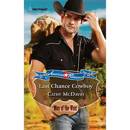 Last Chance Cowboy - eBook