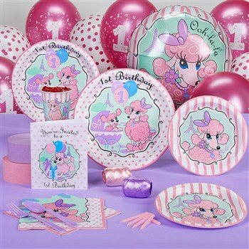 Dinner Plates Party Destination 234805 BirthdayExpress Carnival Games Party Supplies 8