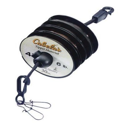 Tie-Fast Tippet Holder - Fly Fishing