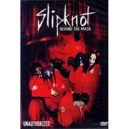 Slipknot Behind the Mask Unauthorized](Slipknot Masks)