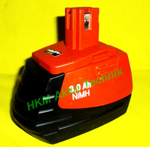 HILTI 370102 Battery pack SFB 185/3.0 NiMH cordless systems