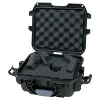 Black Protective Case, 12-1/2L x 10.1W x 6D NANUK CASES