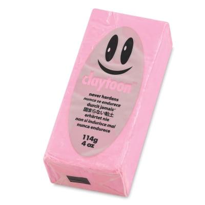 Van Aken Claytoon - Pink, 1/4 lb