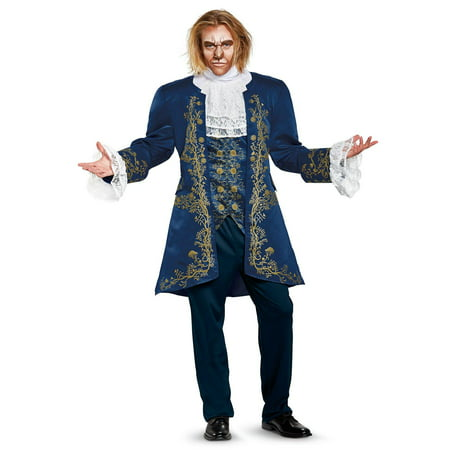 Disney Beauty and the Beast - Beast Prestige Adult Costume (Beauty And The Best Costumes)