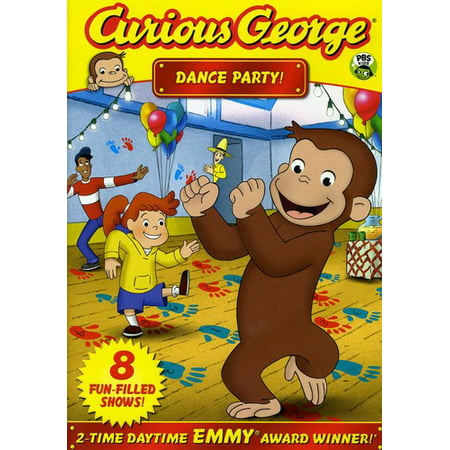 Watch Curious George Halloween Episode (Curious George: Dance Party!)