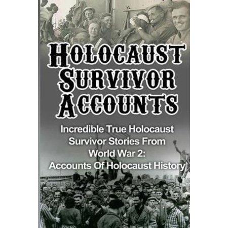 Holocaust Survivor Accounts  Incredible True Holocaust Survivor Stories From World War 2  Accounts Of Holocaust History