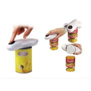 Minch One Touch Automatic Electric Can Tin Bottle Opener Bottle Wrench No Hands Battery Operated Stock Offer