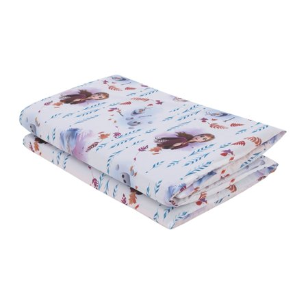 Disney 2-Piece Frozen 2 Preschool Nap Pad Sheets
