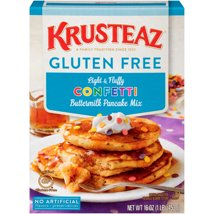Baking Mixes: Krusteaz Gluten Free Confetti Pancake Mix