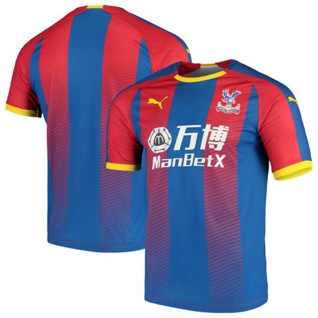 Crystal Palace Puma 2018/19 Home Replica Jersey - Blue/Red