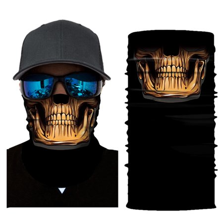 Cool Robot Mask Scarf Joker Headband Balaclavas for Cycling Fishing Ski Motorcycle AC336](Joker Ski Mask)