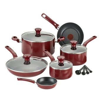 T-fal C514SE 14 Pc. Nonstick Cookware Set