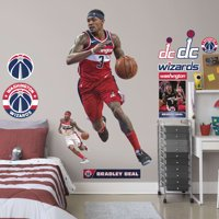 Fathead Bradley Beal - Life-Size Officially Licensed MLB Removable Wall Decal