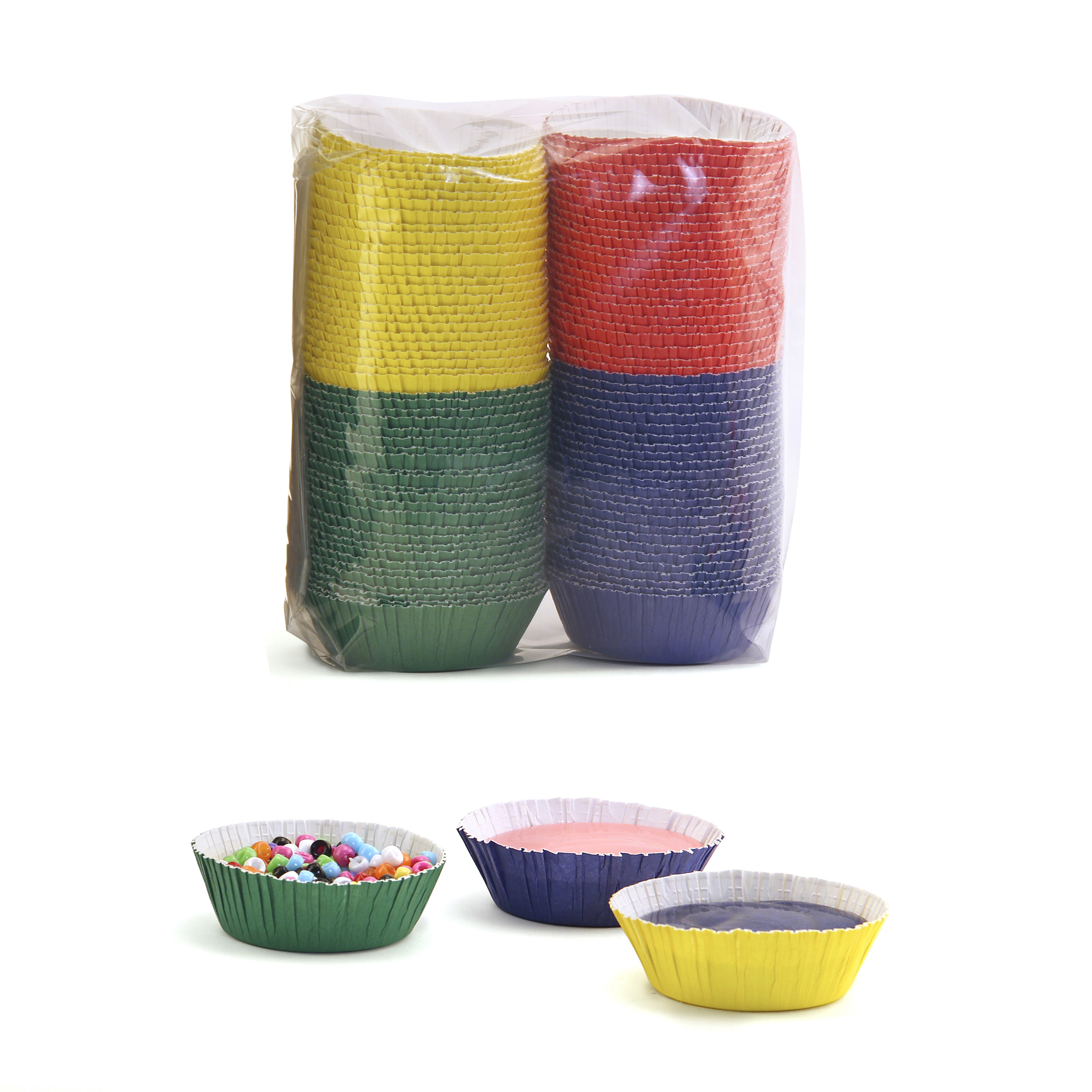 Colored Craft Cup, Pack of 100
