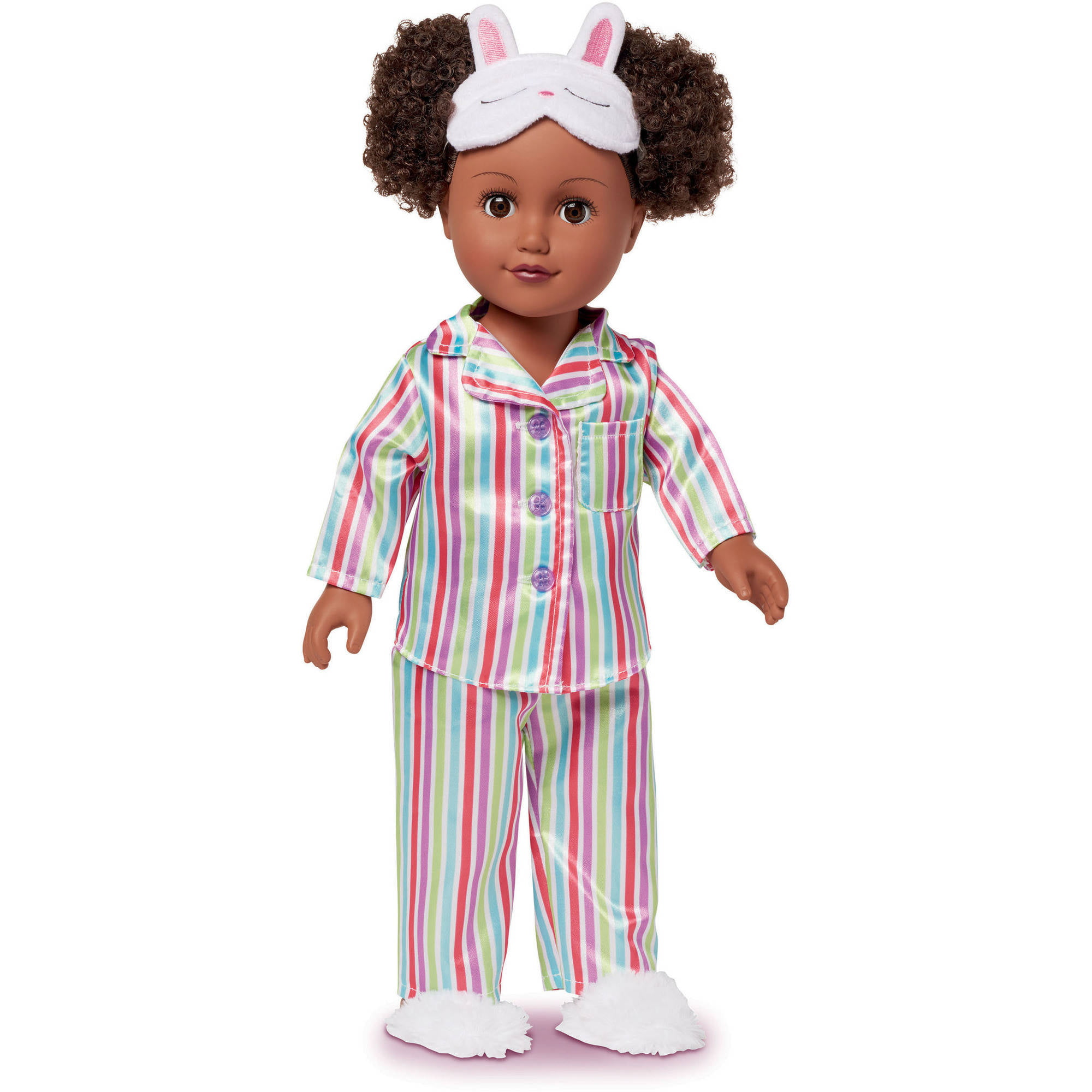 "My Life As 18"" Sleepover Host Doll, African American by"