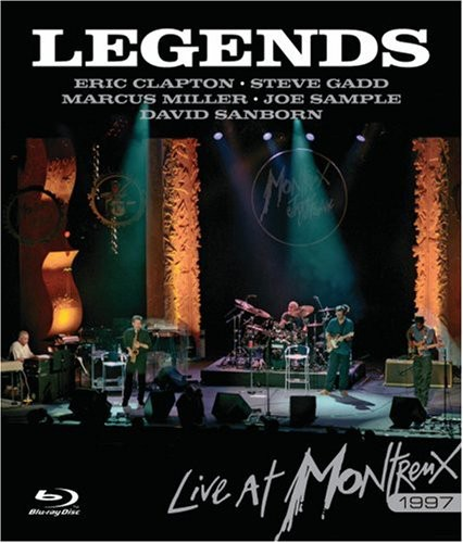 Legends: Live At Montreux 1997 (Blu-ray)