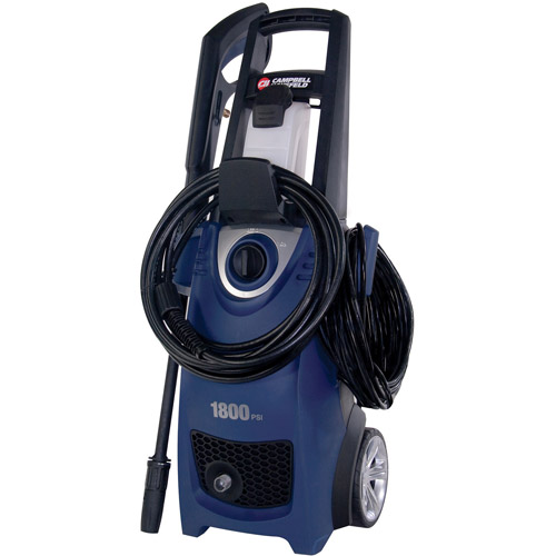 Campbell Hausfeld 1800 PSI Electric Pressure Washer, PW1825