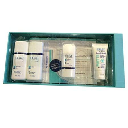 Obagi Nu Derm Skin Transformation Trial Kit Normal to Oily