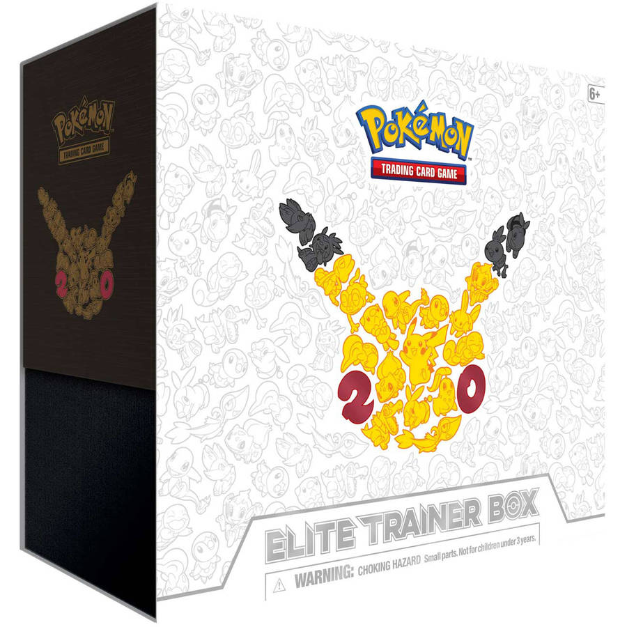 Pokémon 20th Anniversary Elite Trainer Box