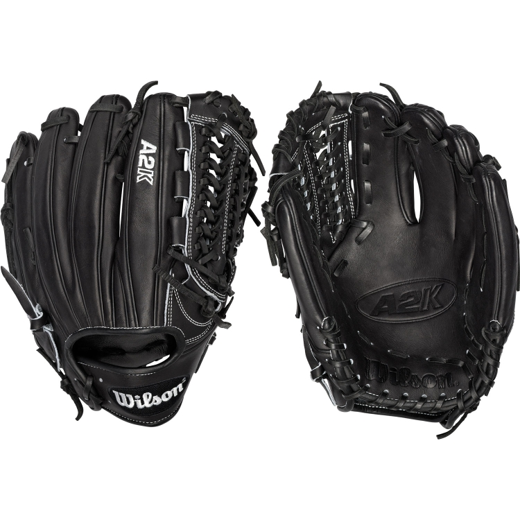 "Wilson 12"" A2K Series Pitcher Baseball Glove, Right Hand Throw"