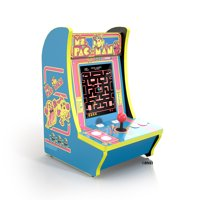 Ms. PAC-MAN Counter-cade, 4 Games in 1, Arcade1UP