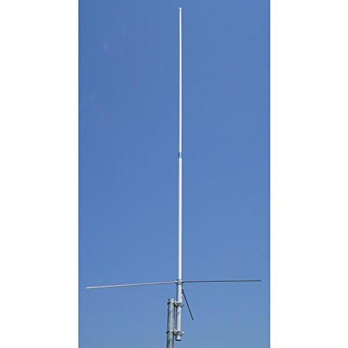Tram 1481 Amateur Dual-Band Base Antenna with 17' Base Antenna, 8 dBd 144MHz/11 dBd 440