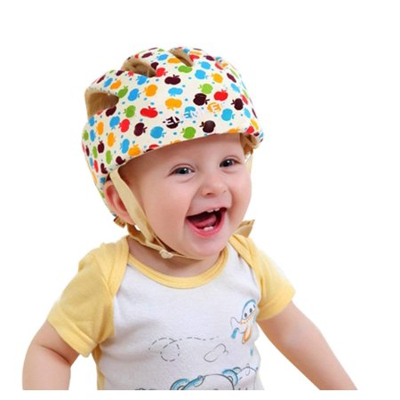 Moaere Baby Adjustable Safety Helmet Children Headguard Infant Protective Harnesses Cap Child Hat