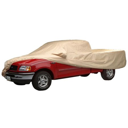 Technalon Ready Fit Cover (Covercraft C80015 Ready-Fit Technalon Car Cover for Long Bed Truck )
