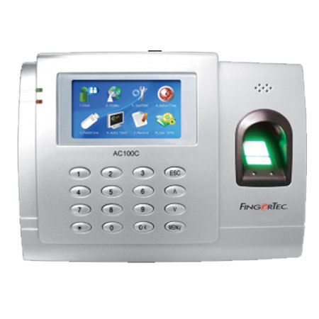 Fingertec USA Biometric Time and Attendance System