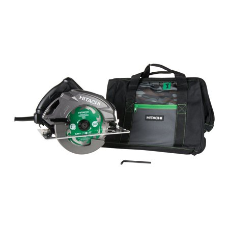 Metabo HPT RipMax 7-1/4 in. Corded 15 amps Circular Saw Kit 6800 rpm Kit Metabo Circular Saw