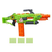 Revoltinator Nerf Zombie Strike Toy Motorized Blaster & 18 Nerf Darts