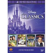 Disney 4-Movie Collection: Classics (DVD) (Disney Movies Halloween)