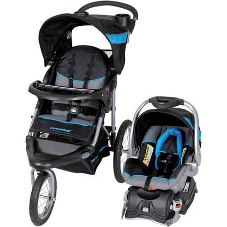 Baby Trend Expedition Travel System - Millennium Blue