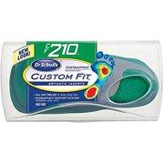 Dr. Scholls Custom Fit Orthotics CF 210 Shoe Sole Insole Inserts
