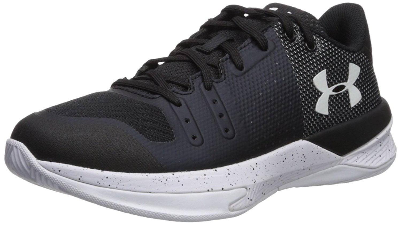 Block City Volleyball Shoe, Black