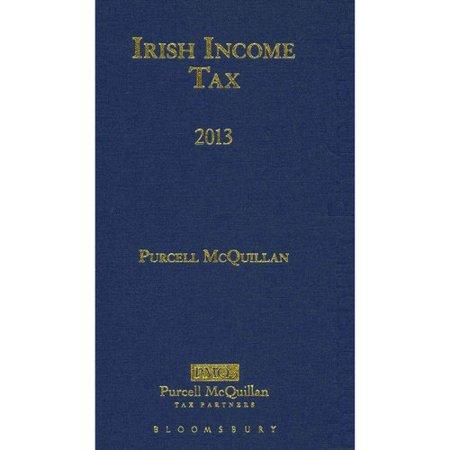 Irish Income Tax 2013