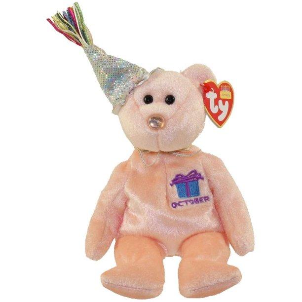 Ty Beanie Baby Birthday Calendar