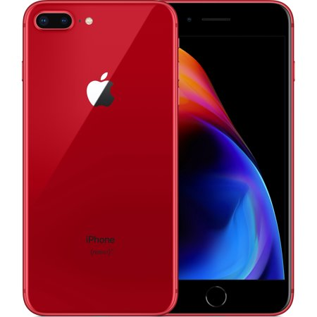 watch b161f f802d Refurbished Apple iPhone 8 Plus 64GB, (PRODUCT) Red - Locked AT&T