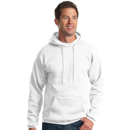 - Port & Company Men's Big And Tall Pullover Hooded Sweatshirt