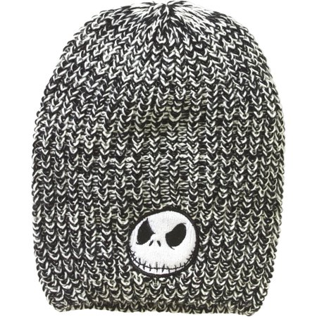 womens nightmare before christmas slouch beanie