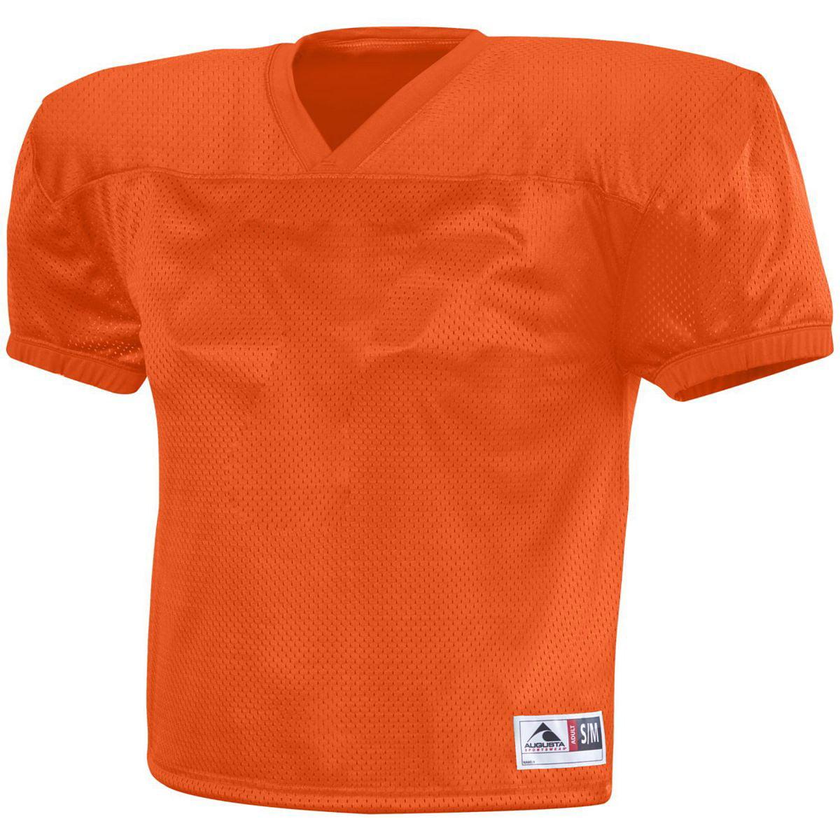 Augusta Youth Dash Practice Jersey Orange L/Xl - image 1 of 1