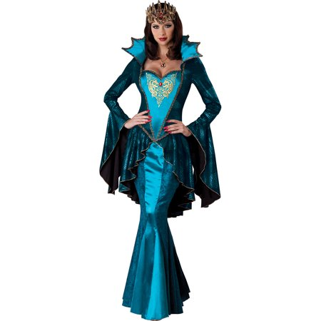 Adult Medieval Queen Costume by Incharacter Costumes LLC 1103 - Royal Couple Halloween Costume