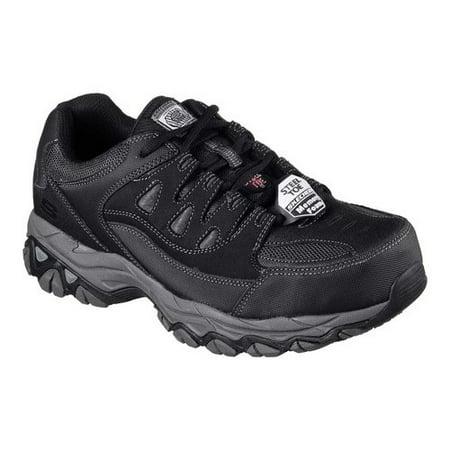 5acb3ec4fe88 Skechers - Men s Skechers Work Holdredge Steel Toe Sneaker - Walmart.com