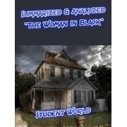 "Summarized & Analyzed: ""The Woman in Black"" - eBook"